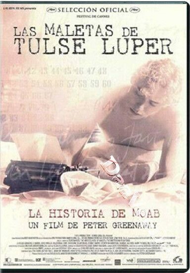 Tulse Luper Suitcases PAL Arthouse DVD Peter Greenaway JJ Feild ...