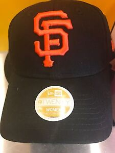 2572db7423a63 Details about Victorias Secret PINK MLB San Francisco Giants Baseball Cap  Hat Womens NWT