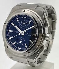 IWC IW372501 Ingenieur Chronograph Stainless Steel 42mm Mint/Pristine 2010+