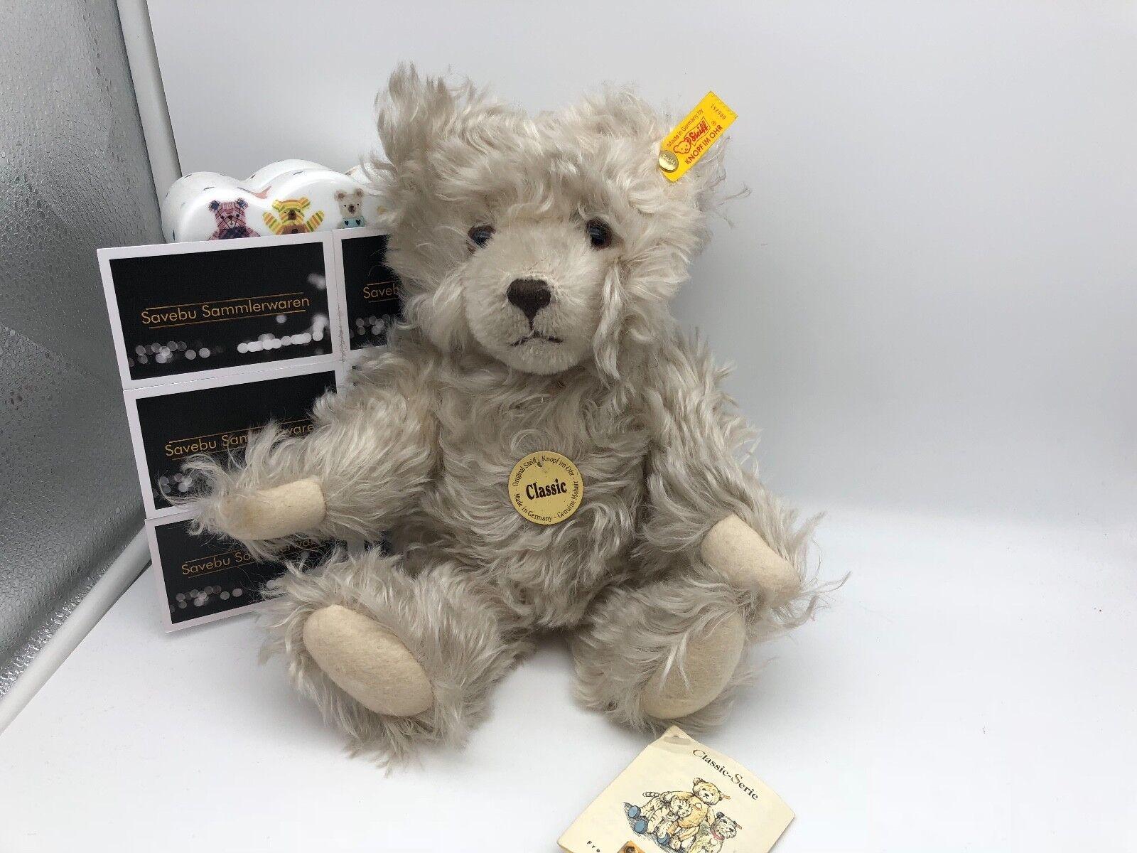 Steiff Animal 005251 Classic Teddy Bear 28 Cm. Top Condition