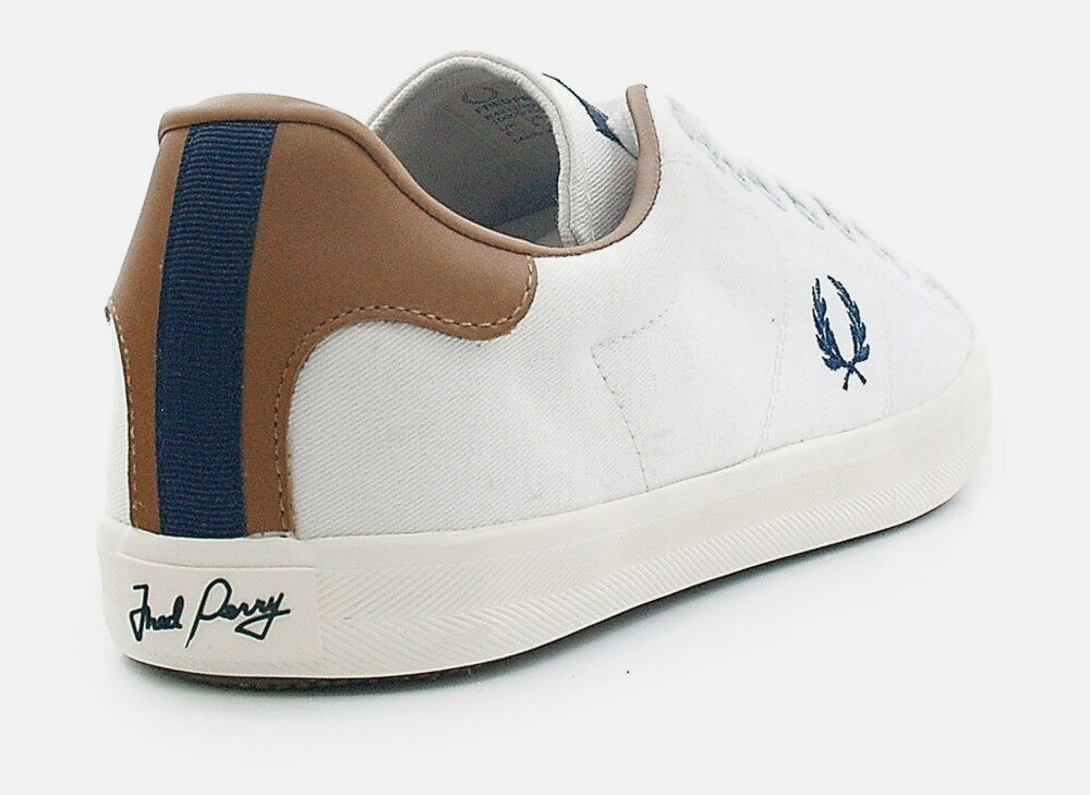 FROT PERRY Trainers HOWELL B4212 Weiß Navy Größes UK 6 11 7 8 9 10 11 6 12 306c58