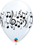 6-x-11-034-Printed-Qualatex-Latex-Balloons-Assorted-Colours-Children-Birthday-Party thumbnail 109