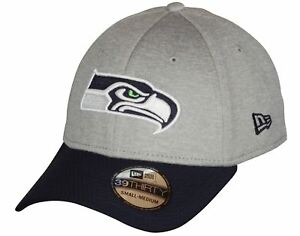 9cff1c13a7ff Image is loading New-Era-Jersey-Hex-39Thirty-Cap-Seattle-Seahawks
