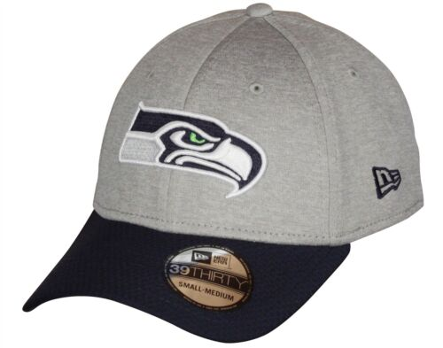 New Era Jersey Hex 39Thirty Cap ~ Seattle Seahawks