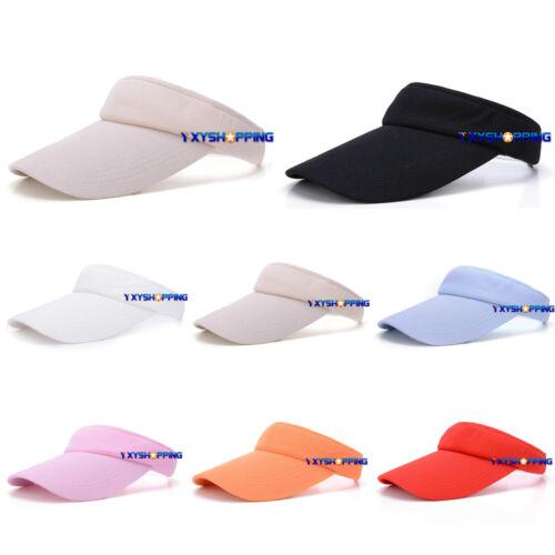 Unisex Basecap Sonnenhut Sunvisor Mütze Hüte Stirnband Sonnenschutz Kappe Hat