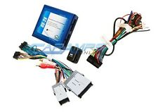 CAR STEREO REPLACEMENT INTERFACE W ONSTAR & WITH OR W/OUT BOSE INTERFACE HARNESS