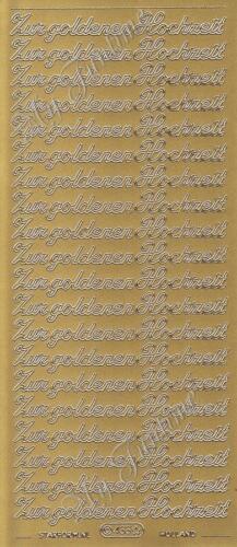 trenes de fuente Sticker oro o plata-para boda de oro