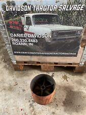 Farmall B Bn Sc A Sa C Rowcrop Tractor Original A Ihc Steel Belt Pulley