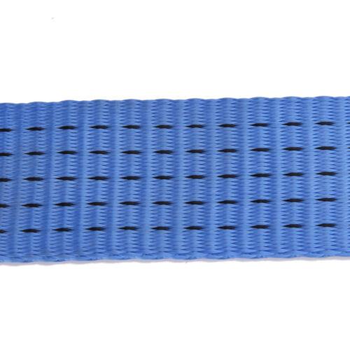 2000 kg 50mm x 7m Heavy Duty RATCHET STRAP Tie Down 2 Ton 2500 kg webbing