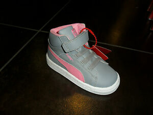 357205 Pelle 001 Puma Fw13 33 Shoes Bambina Mid Nr Scarpe Donna Jr PBwnxPF4qz