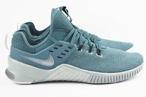 b5a8a4f7b76b3 Nike Free X Metcon Mens Size 9.5 Green Training Shoes Crossfit ...