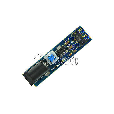 Input: 4.75-12V Output: 3.3V  AMS1117-3.3V power supply module