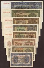 DDR Banknotensatz 50 Pfennig bis 100 Mark 1948 gebraucht (3)
