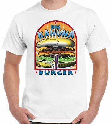 Pulp Fiction T-Shirt Movie Big Kahuna Burger Mens Funny Film
