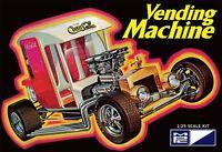 Mpc Coca-cola Coke Vending Machine Show Rod 1/25 Scale Model Car Kit 871