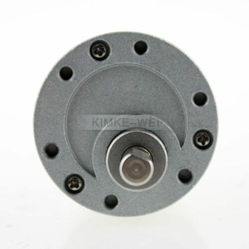 24V DC 500RPM High Torque Gear Box Electric Motor New