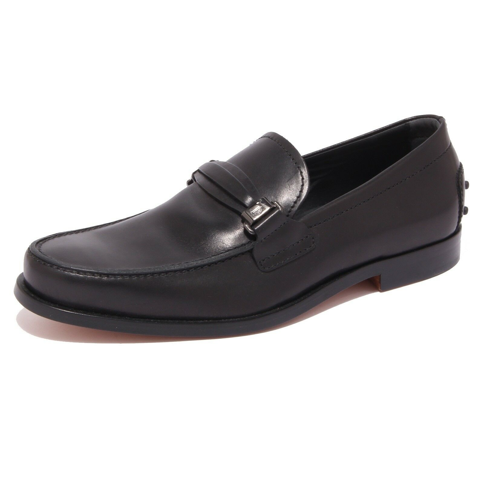 85946 mocassino TOD'S scarpa BOSTON MORSETTO SELLA LEGGERO scarpa TOD'S uomo loafer shoes men f4517a