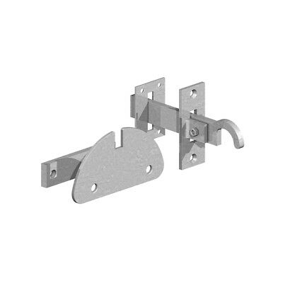 Hunting latch fastener set gate catch 5 bar field gate