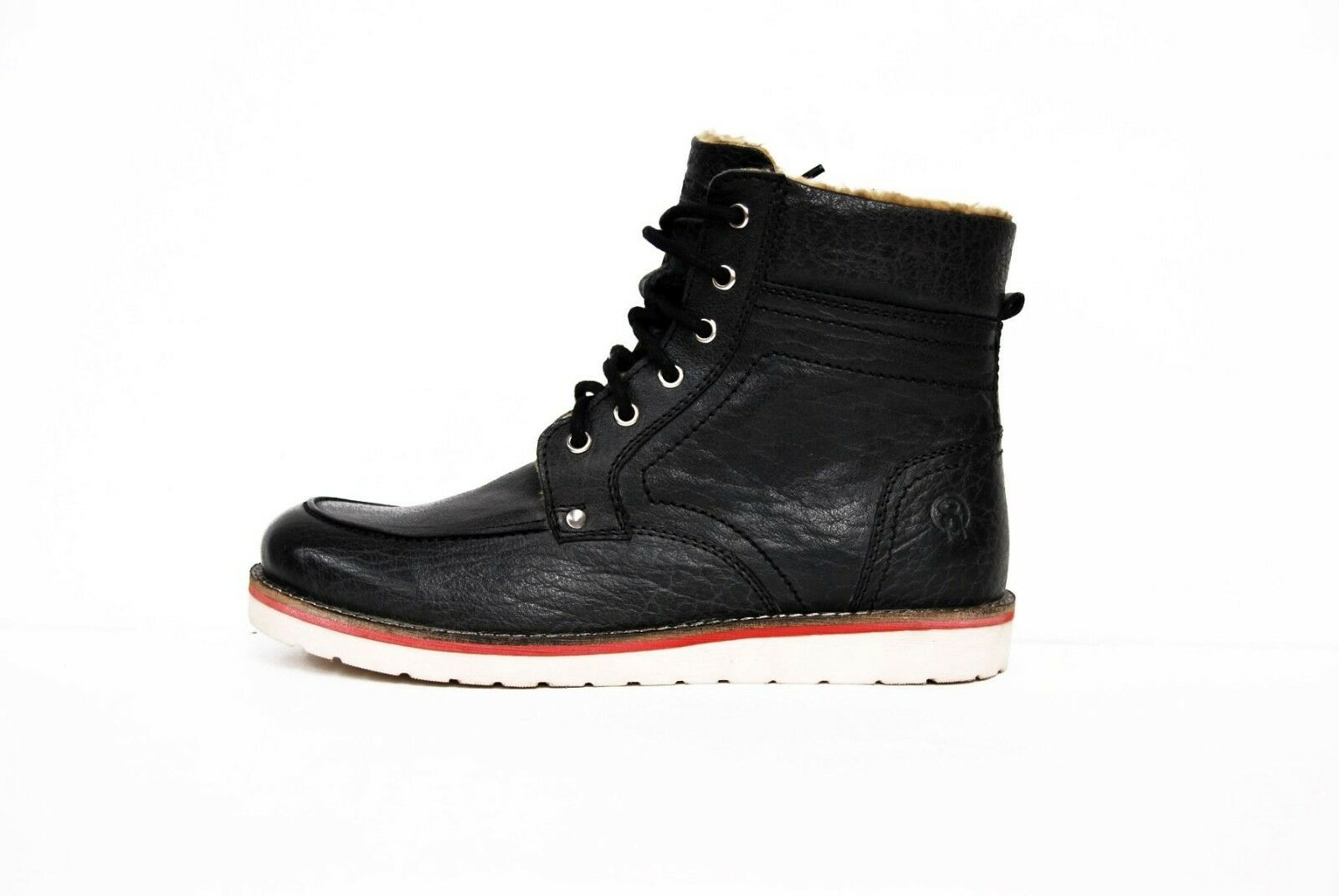 JESSE JAMES WINTER WORK BOOTS - BLACK BRAND NEW IN STOCK
