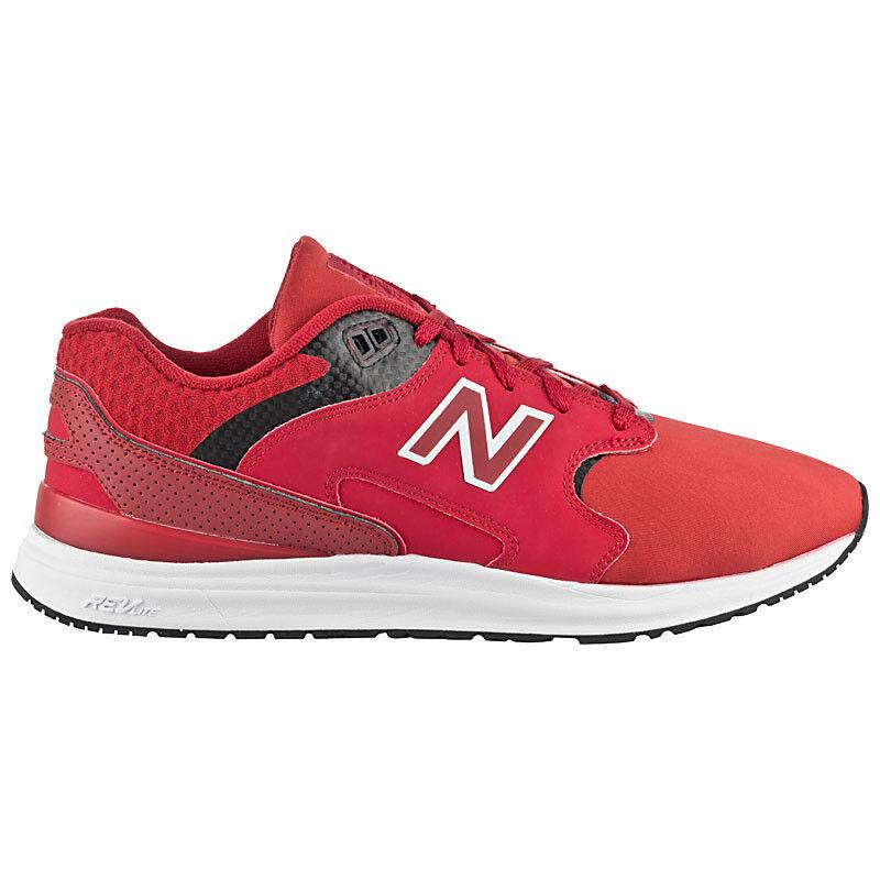 New Balance 1550 Herren Schuhe Sneaker Turnschuhe Rot ML1550WR Sportschuhe NEU