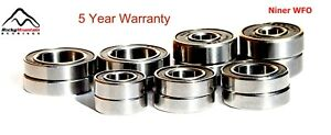 Niner-WFO-9-Nine-29er-Mountain-Bike-Pivot-Suspension-Bearings-2009-2015