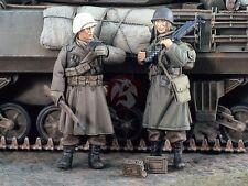 Verlinden 1/35 US Machine Gun Team Siege of Bastogne 1944 WWII (2 Figures) 2328