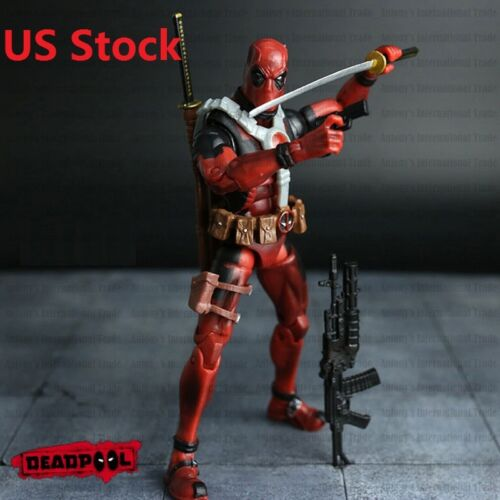 6quot HOT Marvel DEADPOOL Universe XMen Comic Series Action Figure Toy Without box