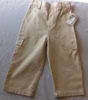 Mervyn's Beige Khaki Pants W/side Pockets Size 24 Months