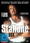 SYLVESTER STALLONE CAJA Atrium el Paradies NIGHTHAWKS Death Race2000 DVD Edición
