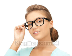 91cffa162e45 Vintage Reading Glasses Full Rim Readers Retro man women +100 +125 + ...
