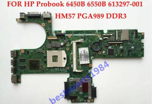 HP 613297-001 Probook 6450B 6550B ATI HD4500 motherboard