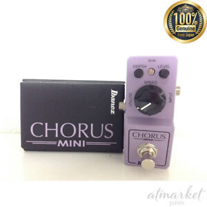 NEW-Ibanez-Mini-size-pedal-Chorus-chorus-CSMINI-Musical-instrument-from-JAPAN