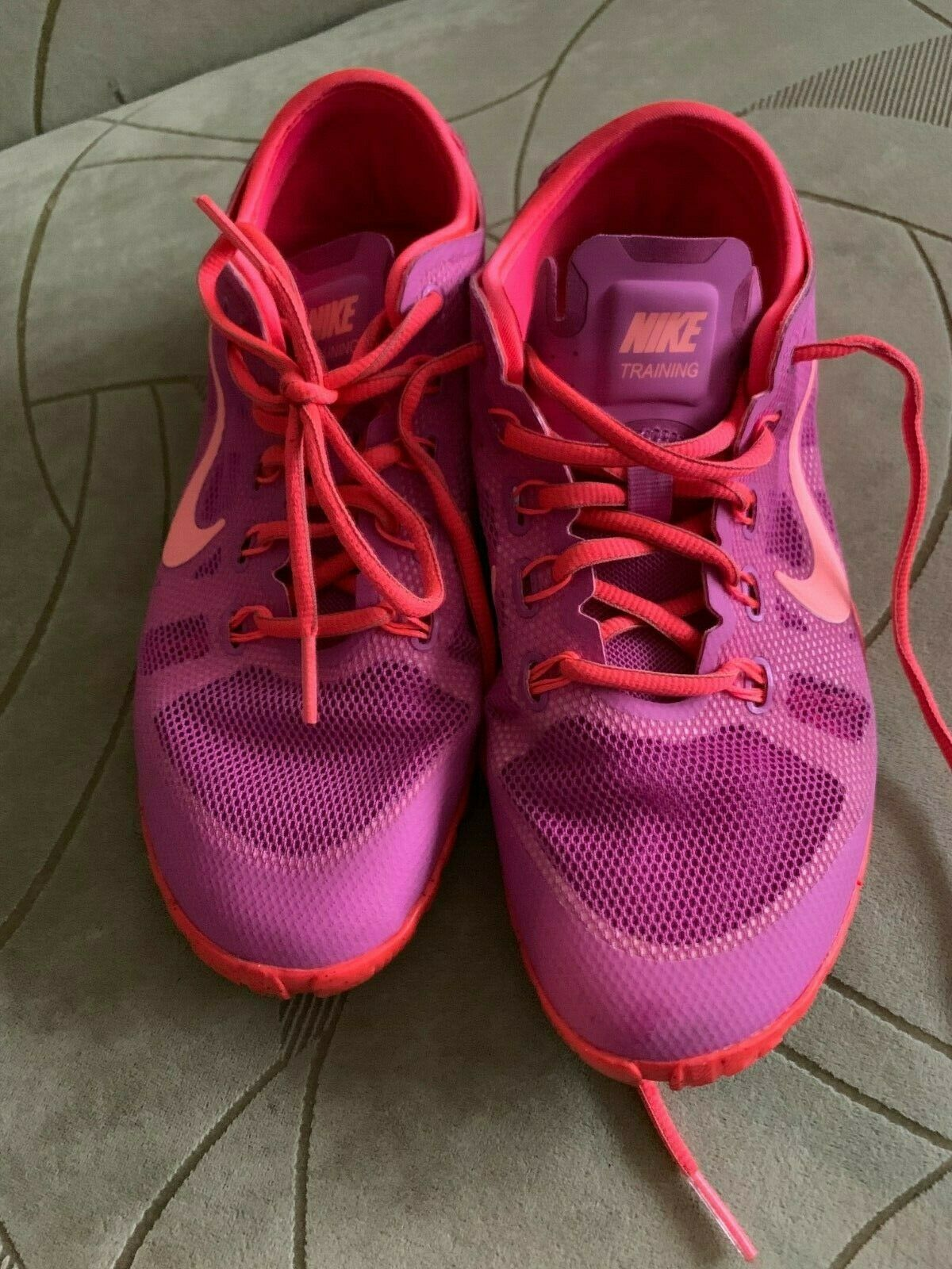 nike nike nike donne formazione sneakers_size_pink color_worn poche volte | Varietà Grande  | Maschio/Ragazze Scarpa  9d79c2