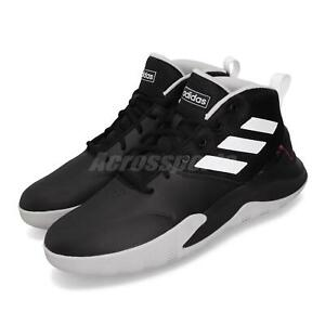 Details about adidas Own The Game Black Grey White Men Basketball Shoes Sneakers EE9644