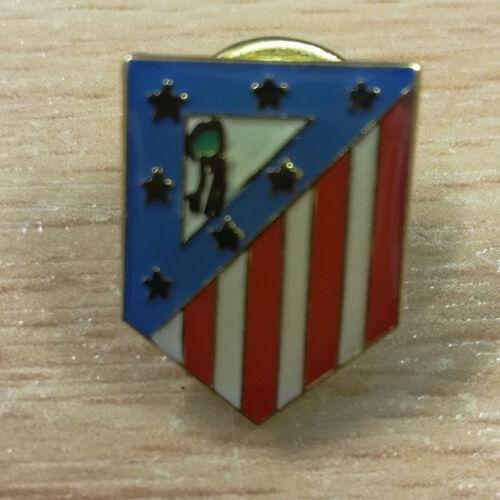 Atletico Madrid Football Pin Badge