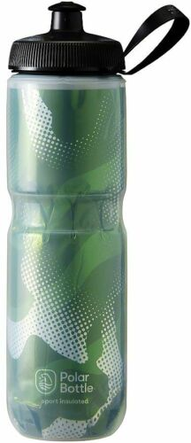 Polar Insulated Water Bottle Bike 24oz Assorted Patterns