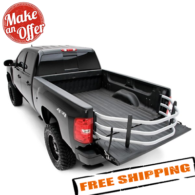 Amp Research Truck Bed Bedstep Retractable Under Bumper 99-06 Chevy GMC Truck
