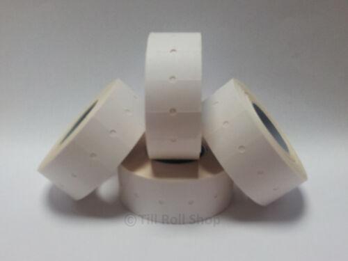 21mm x 12mm CT1 Price Gun Labels 15,000 White Peelable 22mm x 12mm