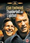 Thunderbolt and Lightfoot 5050070010305 With Clint Eastwood DVD Region 2
