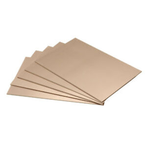 5 pcs single side copper clad laminate fr2 pcb circuit board 12x18cmimage is loading 5 pcs single side copper clad laminate fr2
