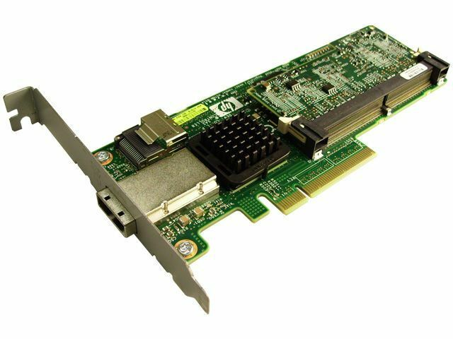 HP P212 SMART ARRAY SAS RAID CONTROLLER - PCi-EXPRESS - 462594-001 + 256MB