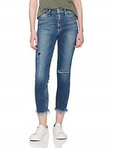 Jeans The Joe's High Rise Skinny 31 New Donna Capri Crop Charlie Taglia CxgXgwq