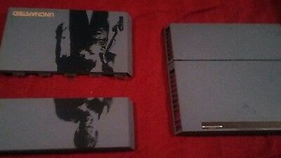 Special Edition Uncharted Nathon Drake Engraved PS4 CUH1215A replacement housing