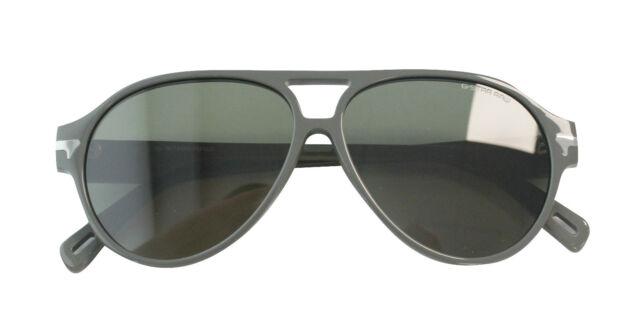 Star Raw Thin Huxley Stripe Brown Acetate Men UV Shades Sunglasses GS605S 201 G