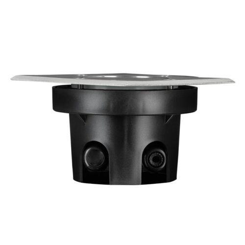 5 x Dimmbar LED Bodeneinbaustrahler flach Gartenleuchte Bodenleuchte 5W 230V