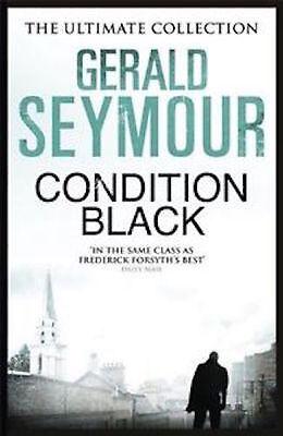 Temperamentvoll Gerald Seymour__condition Schwarz__brandneu__portofrei Gb Fein Verarbeitet Belletristik Bücher