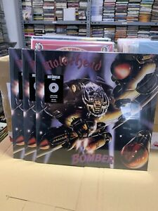 Motörhead LP Bomber Limited Edition Silver Colour Vinyl Versiegelt 2021 BMG