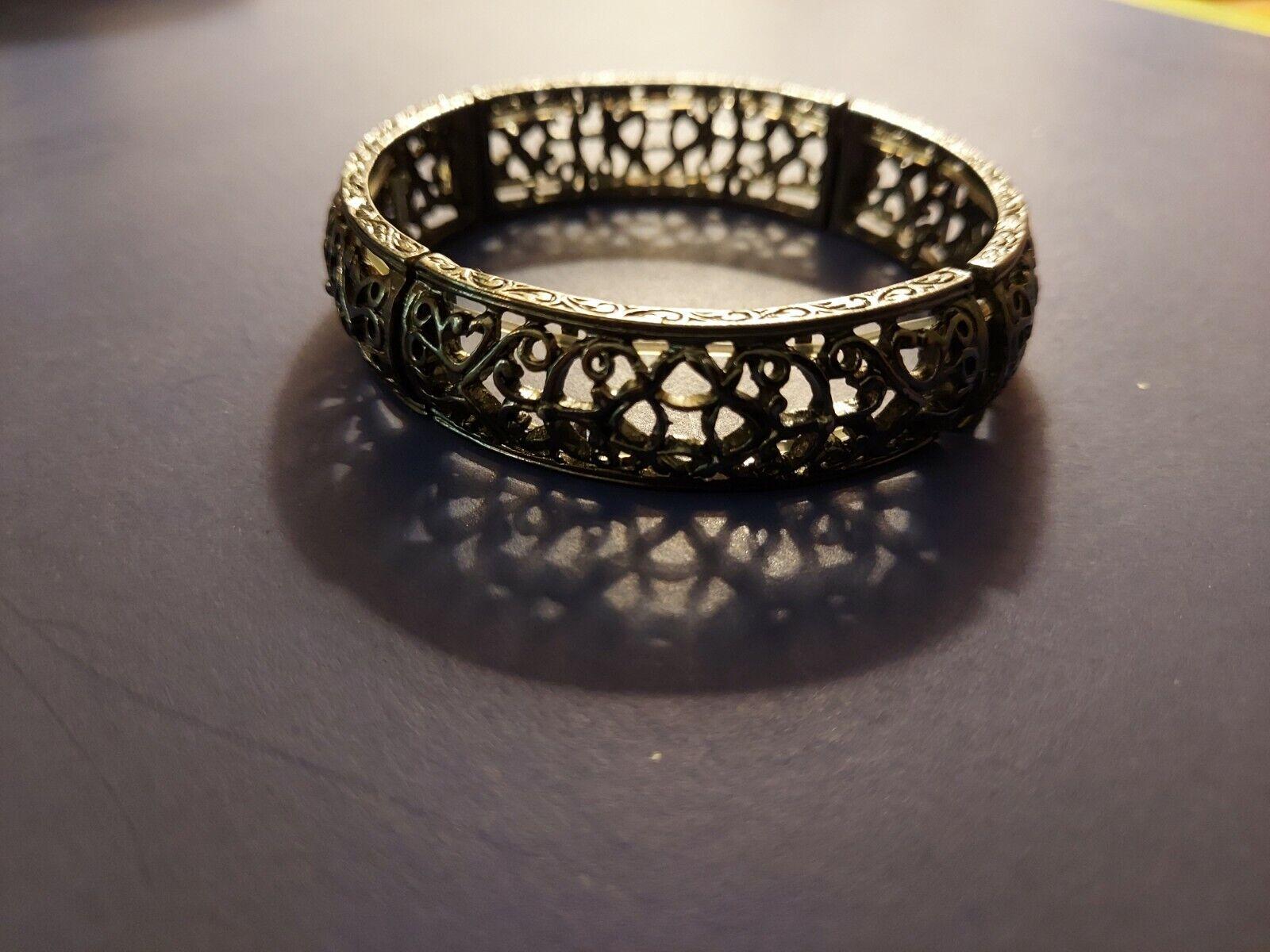 Bracelet Lot, Costume Jewelry - image 5