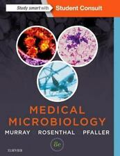 EBOOK Medical Microbiology Rosenthal, Pfaller and Patrick R Murray 8th edition
