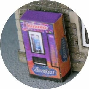 OO-SCALE-GAUGE-VIMTO-SUNKIST-DRINK-VENDING-MACHINE-HORNBY-MODEL-RAILWAY-STATION